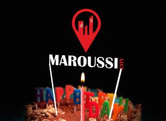 Maroussi.City Birthday